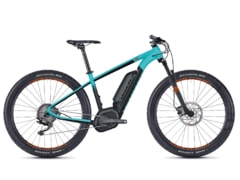 Dámské horské elektrokolo Ghost HybRide Teru B2.7+ Ladies electric-blue / black 2018