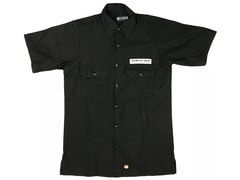 Košile Santa Cruz MECHANIC SHIRT, black