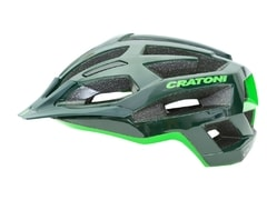 Cratoni C-Flash green glossy