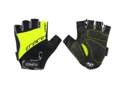 Rukavice Force GRIP gel, fluo
