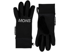 Rukavice Mons Royale merino ELEVATION GLOVES black