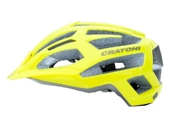 Cratoni C-Flash yellow-blue glossy